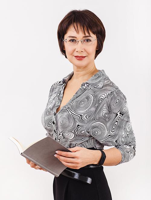 Галина Рябова
